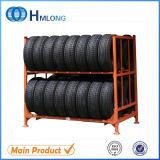 Stacking Metal Adjustable Tires Storage Racking