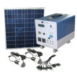 Solar Energy System with Solar Battery Solar Panel