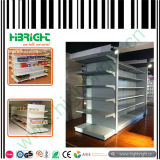 Powder Coated Heavy Duty Supermarket Display Shelf