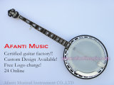 Abj-45ts Afanti 5 Strings Banjo with High-Quality Korea Strings, Imported Drumhead
