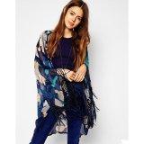 2015 Hot Sale Fashion Summer Leisure Women Tassel Blouse
