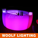 Light up Clubs Modern Luxury LED Bar Furniture