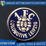 Custom Soft Enamel Association Club Lapel Pin