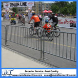 Removable Galvanized Metal Crowd Control Barrier for Event