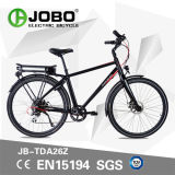 LED Light Classic Electric Bike with Middle Motor Torque Sensor (JB-TDA26Z)