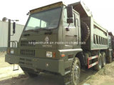 Sinotruk Brand Mining Tipper Truck Mining Dump Truck