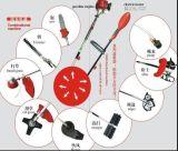 Gasoline Garden Tool Set 9 in 1