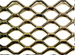 High Tensile Aluminum Expanded Metal Mesh for Decoration