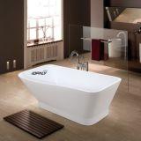 Modern Design 100% Acrylic Solid Surface Freestanding Bathtub (OE 015)