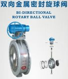 DN3000 Double Directional Metal Sealing Valve with Self-Cleaning Connection for Water Circulating System