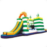 Inflatable Lovely Bouncer Bouncy Castle for Kids Inflatable Toys (JS4064)