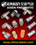Pneumatic Metal Push-in Fitting