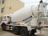 China Manufacture 3-16m3 Concrete Mixer Truck with Factory Price
