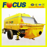 China Trailer Concrete Pump/ Diesel Concrete Pump 2014 Hot Selling (HBTS)
