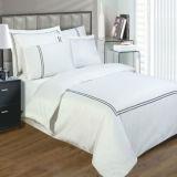 100% Cotton Plain Bedding Set (DPH6025)