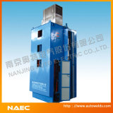 Multi-Function Bottom-to-Top / Top-to-Bottom PLC Control Electra-Gas Vertical up Welding Machine