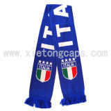 Hot Sale Jacquard Football Scarf (JRI034)