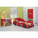 2014 New Design Modern Style Kids Bed Car (WJ277477)