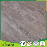Wood Color PVC Vinyl Flooring for Office / Shopping Mall Use