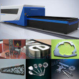 2000W Fiber Laser Cutter with Switchboard