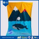 100% Cotton Velour Custom Printed Bath Beach Towel