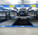 3 Levels Pit Type Puzzle Car Parking System