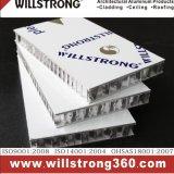 Wall Cladding Facade Aluminum Honeycomb Panel