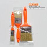 F-06 Hardware Decorate Paint Hand Tools Plastic Handle Bristle Paint Brush