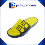 Sport Style Football Custom Made Yellow Men Cleaning Slipper