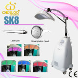 Sk8 LED Light Therapy Photon Ultrasonic Device for Skin Rejuvenation