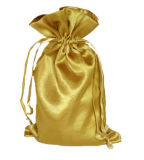 2017 Good Qaunlity Satin Gift Pouch with Unique Design
