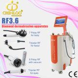 Multipolar RF Cavitation Vacuum Fat Burning Beauty Equipment for Fat Reduction Body Treatment (RF3.6)