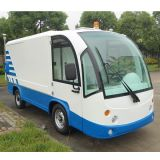 Marshell Produce Electric Shipping Truck with CE (DT-8)