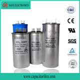 Dual Run Capacitor 45/5 Mfd 440 Volt Round - Air Conditioning Replacement Part