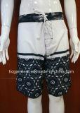 Floral Print Surf Shorts Swimwear Beachwear for Men/Women