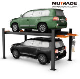 Automotive Parking Lift Equipment 4 Post Car Lifting Machine