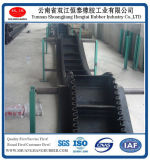 Corrugated Sidewall Rubber Conveyor Belt (NN150)