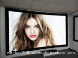 "160"" Curved Cinemascope Fixed Frame Projection Screen"