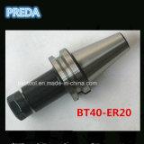 High Precision Bt40-Er20 Collet Chuck Tool Holder