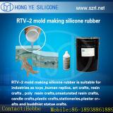 Decorative Mould Making Liquid Silicon Rubber