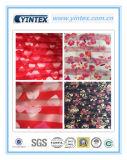 100% Poly Organza Stripe Printed 20d*75D