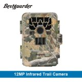 12MP HD 1080P Black IR Hunting Camera with 2′′ Color TFT LCD IP66 Waterproof with Detection Range up to 75FT
