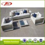 Patio Furniture, Outdoor Rattan Furniture, White Rattan Outdoor Furniture (DH-9535-1)