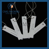 White Paper Card Hang Tag for Jewelry and Clothing (CMG-055)
