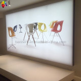 Wall Mounted Aluminum Tension Fabric LED Light Box