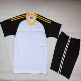 2016/2017 Blank Version Tigres White Football Jerse Kits