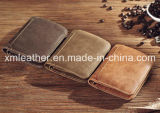 Custom Card Holder PU Leather Money Clip Wallet