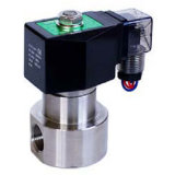 Xlg Series High Pressure Solenoid Valve, Stainless Steel Valve, Max Pressure 250 Bar