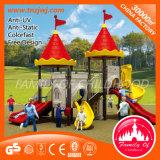 School Outdoor Playground Castle Equipment Kid Slide for Sale
