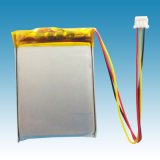 3.7V/820mAh Li-ion Polymer Battery Packs
